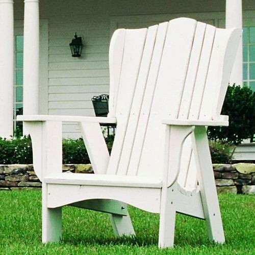 Grand Hotel Adirondack Chair traditional outdoor chairs