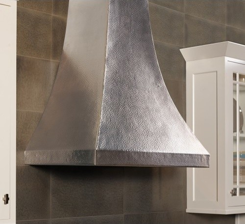 Chalet in Brushed Nickel kitchen-products