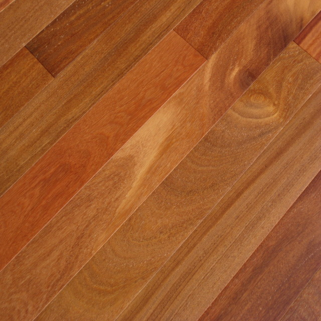 Brazilian teak cumaru hardwood flooring sample 8 x 3 for Traditional flooring