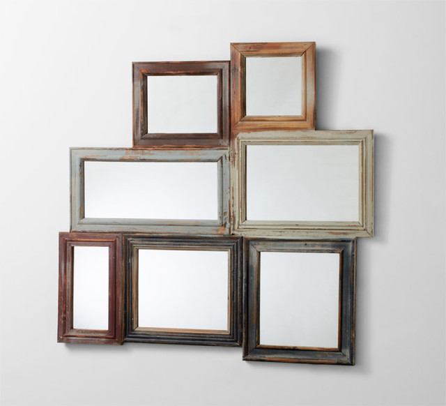 Mirror Mirror on the wall eclectic-wall-mirrors