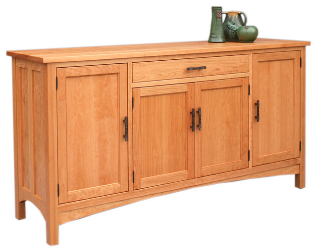 Craftsman Sideboard Buffets And Sideboards
