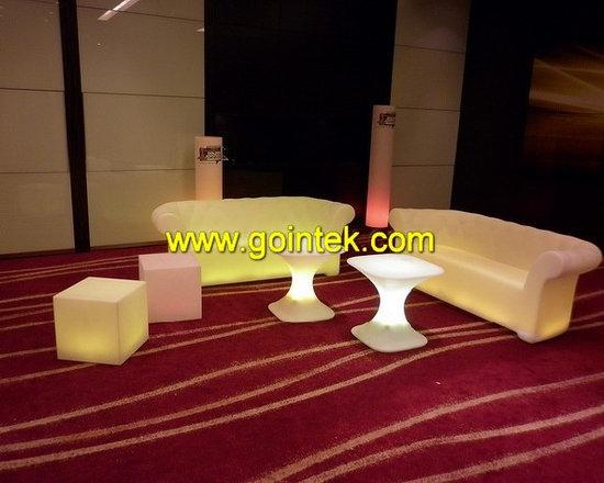 bar stool cuble,fashionable led bar stool -