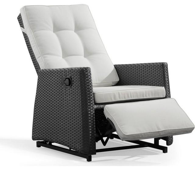 Zuo Modern Patio Indoor Outdoor Daytona Rocking Chair In