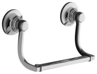KOHLER K-11416-CP Bancroft Hand Towel Holder contemporary-towel-bars-and-hooks