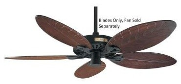 replacement fan blades arms hunter 52 in outdoor reversible