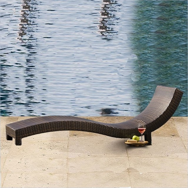 Cyprus outdoor lounger modern outdoor chaise lounges salt lake city by greatfurnituredeal - Garden furniture cyprus ...