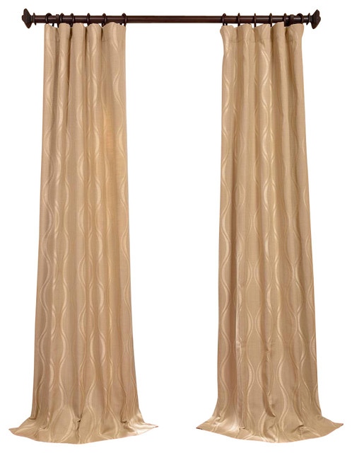 Traditional curtains san francisco by half price drapes