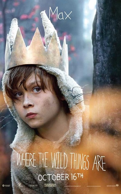 Where the Wild Things Are 27 x 40 Movie Poster - Max Records [Max] prints-and-posters