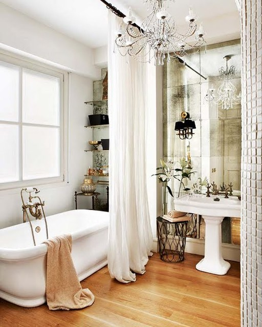 dress, design & decor – a daily blog: perfect tubs... traditional
