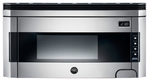 Bertazzoni Design Series Over The Range Microwave, Stainless Steel | KO30PROX microwave-ovens