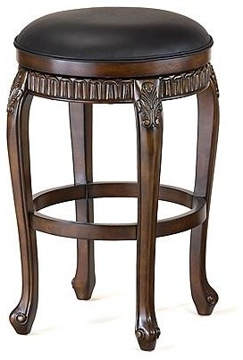 Stools on Stools   Counter Height  24 H    Frontgate   Traditional   Bar Stools
