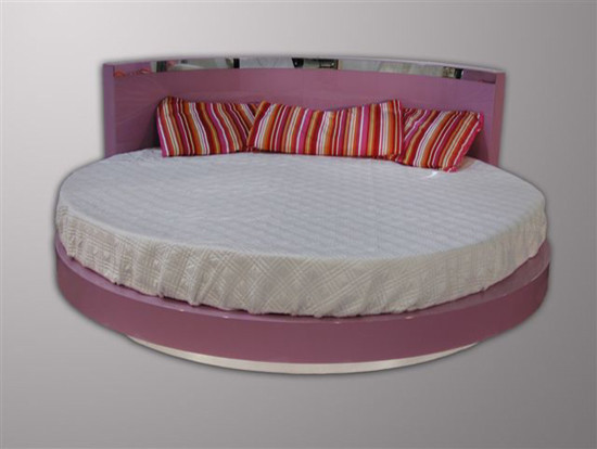 Sercio Round Bed Collection Modern Beds chicago by