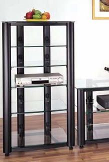 HGR Series Audio Rack modern-media-storage