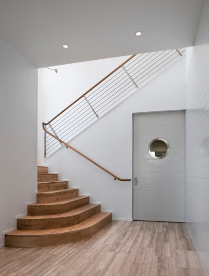 Private Residence 3 modern-staircase