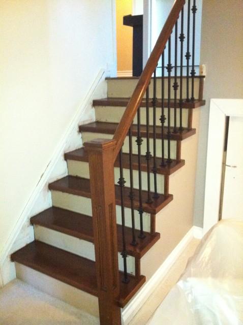 Hardwood & Stair Re-Finishing