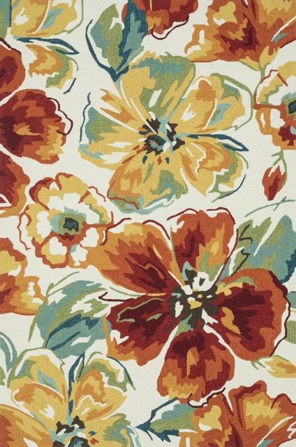 Loloi Rugs Summerton Collection Ivory Floral 2 3 Quot X3 9