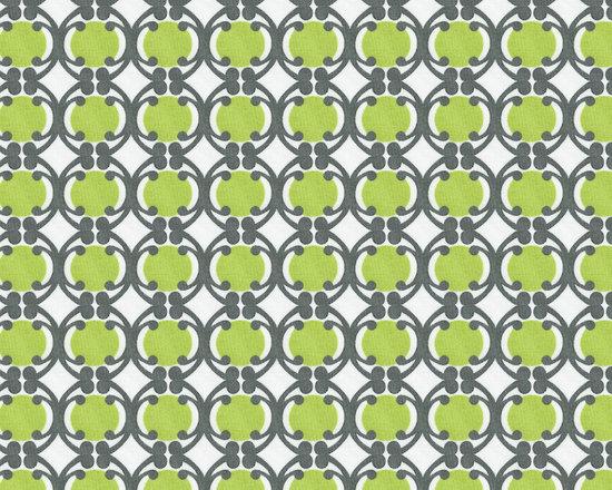 Organic Geometric Fabric -
