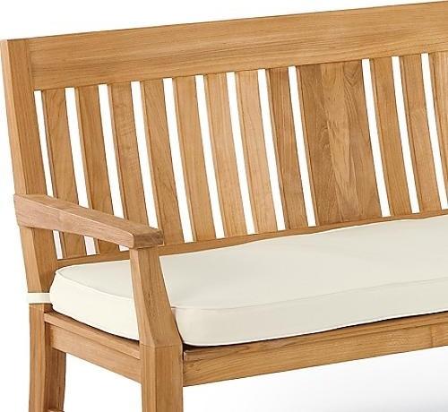 Melbourne Non Swivel Outdoor Bar Stool Cushion Traditional Outdoor Cushio