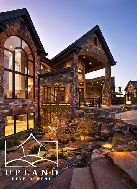 2011 Luxury Estate traditional-exterior