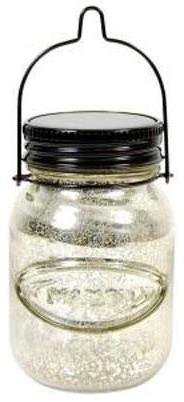 Solar Mason Jar contemporary-outdoor-lighting