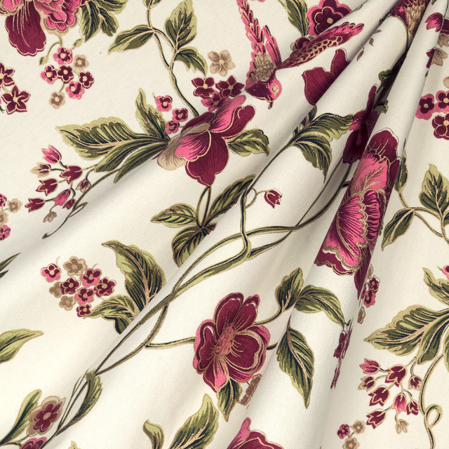 At First Blush : Garden fabric