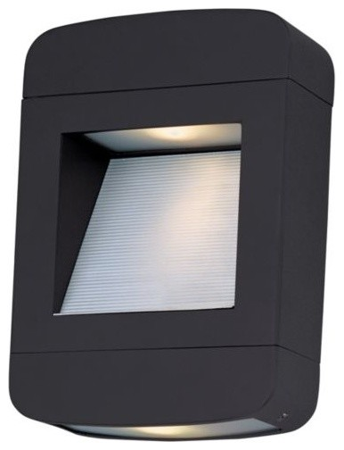 Optic LED Outdoor Wall Sconce contemporary-outdoor-lighting