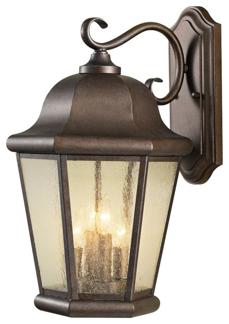 Cottage Outside Wall Lights : Country - Cottage Feiss Martinsville 20