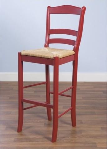 "Paloma 30"" Bar Stool in Red modern-bar-stools-and-counter-stools"