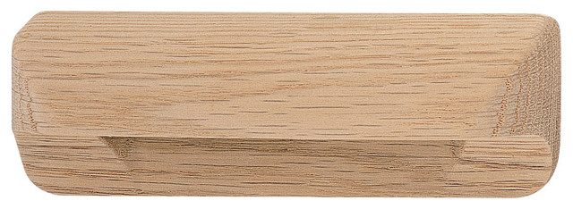 Hafele 192.49.453 Wood Drawer Pulls - Traditional - Cabinet And Drawer Handle Pulls - by Simply ...