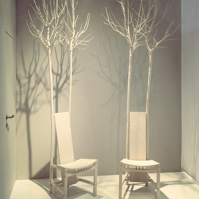 Salone del Mobile 2013 modern-living-room-chairs