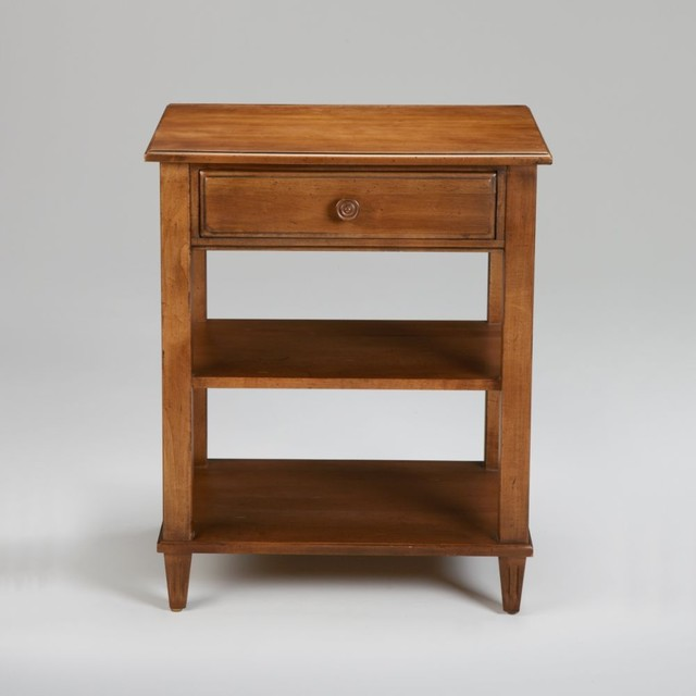 New country by ethan allen colin night table traditional nightstands and bedside tables by for Ethan allen bedroom night stands