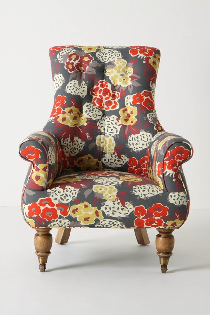 Astrid Chair, Posy eclectic-accent-chairs