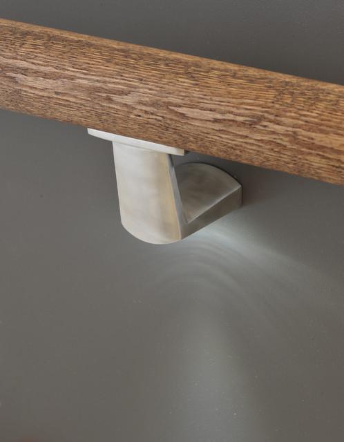 modern handrail brackets - Modern - Brackets - vancouver - by componance