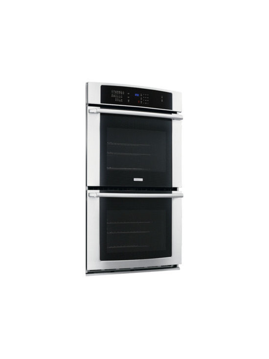 """27"""" Electric Double Wall Oven with IQ-Touch Controls by Electrolux - Large Capacity"""