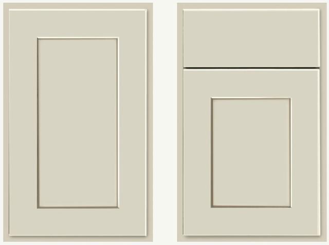 KraftMaid Willow Cabinet Door - Transitional - Kitchen ...