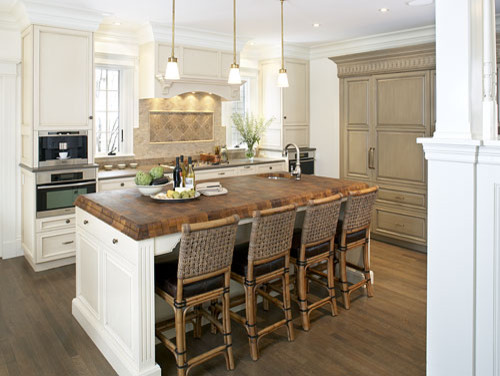 AbbeyK, Inc. traditional-kitchen
