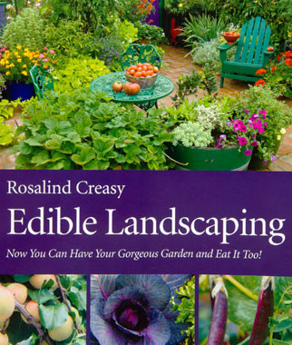 Edible Landscaping, by Rosalind Creasy traditional books