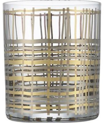 Mingle Bar Glass contemporary-holiday-drinkware