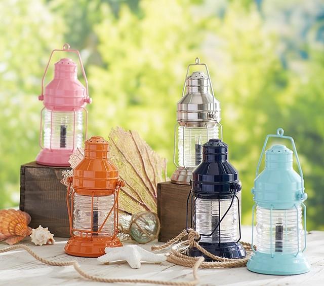 Mini Lantern Contemporary-outdoor-lighting
