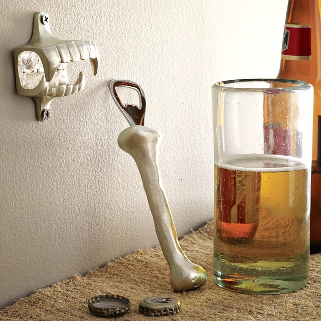 Halloween Bottle Openers eclectic-wine-and-bottle-openers