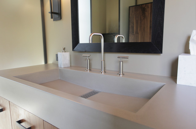 Atherton House bathroom-sinks