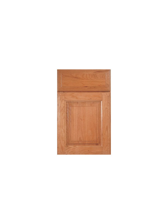 Cherry Door Styles from Wellborn Cabinet, Inc. - Madison Cherry will complement your cosmopolitan style with its traditional features that fit well in warm finishes and lush textures.