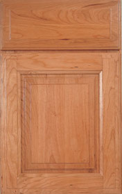 Cherry Door Styles from Wellborn Cabinet, Inc. traditional-kitchen-cabinets