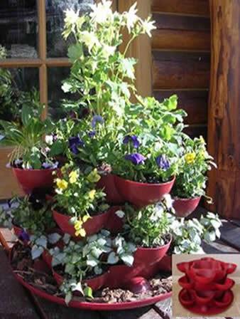 gallery for outdoor flower pot arrangements