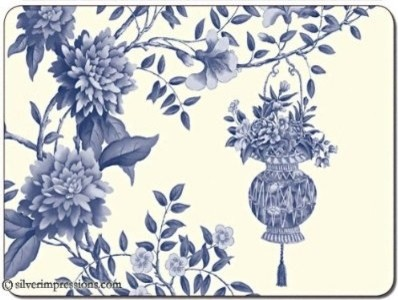 Jason Lightfoot House Placemats asian table linens