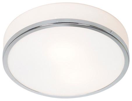 Aero 20670-CH/OPL Small - Flush-Mount | Access contemporary-bathroom-vanity-lighting