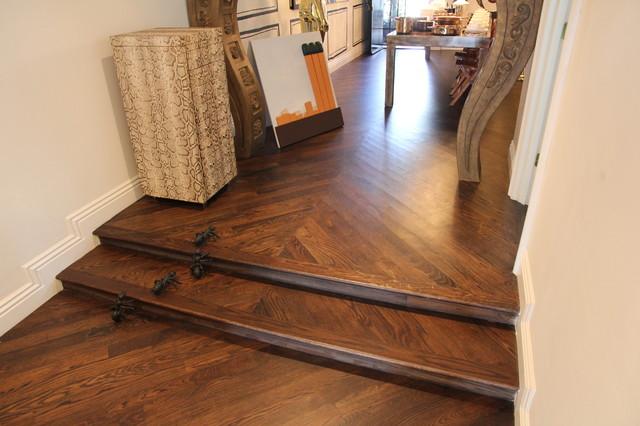 After 6 hardwood-flooring