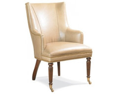 Arm Chair 475-01L Custom Chair Collection CTH Sherrill Occasional Outlet Discoun -