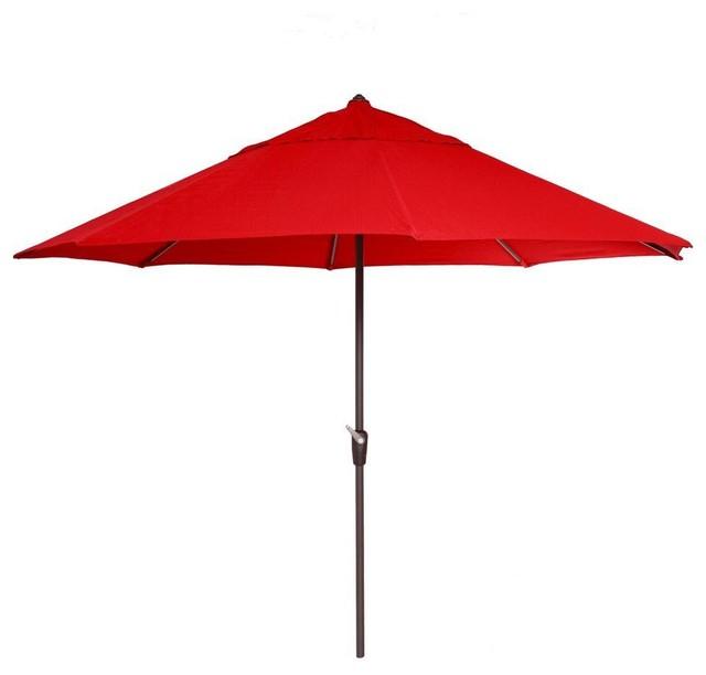 Rst brands patio umbrellas terrace market 10 1 2 ft patio for Terrace umbrellas