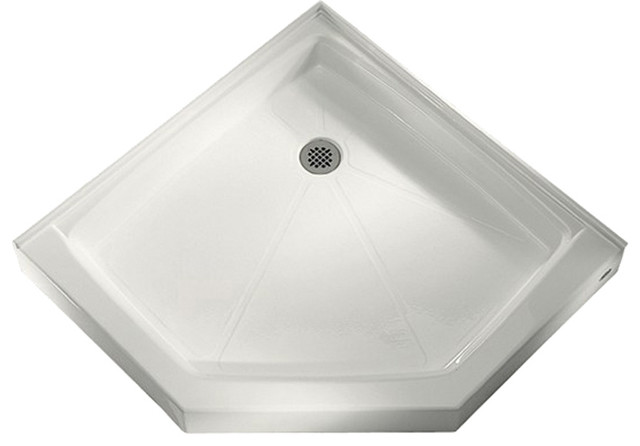 American Standard 3838 Neo 020 Neo Angle Shower Base